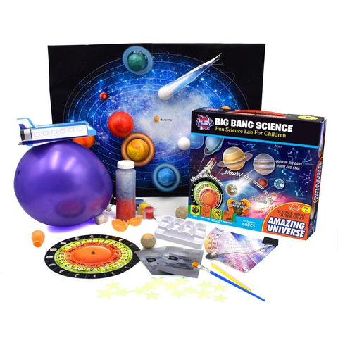 Amazing Universe DIY Kit The Creative Scientist
