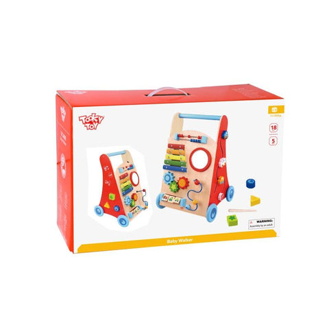 Baby Walker Multi-function Tooky Toy