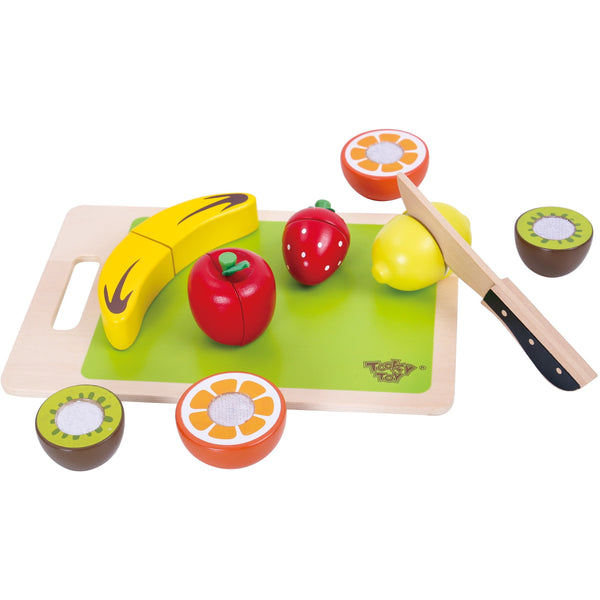 Cutting Fruits Tooky Toy