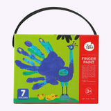 Finger Paint Colours Set JarMelo