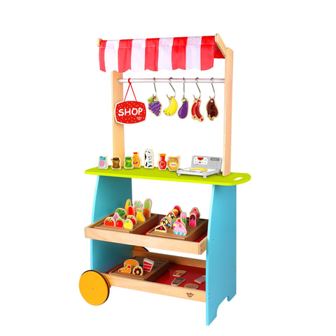 Fruit Stand Kiosk Tooky Toy
