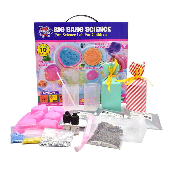 Fun Soap Making DIY Kit The Creative Scientist