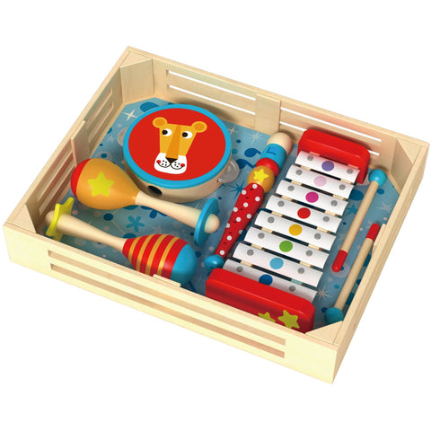 Musical Instrument Set Tooky Toy