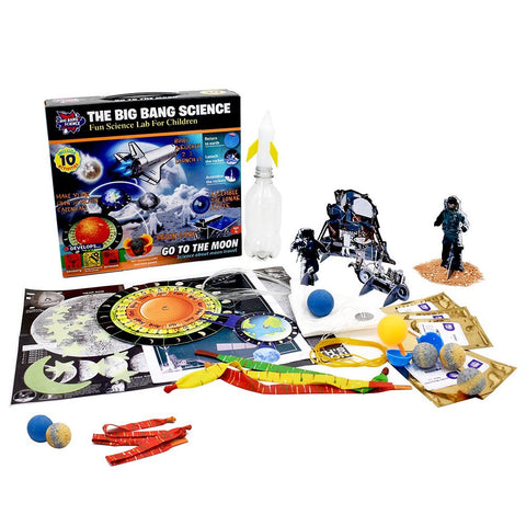 Go to the Moon Science Kits