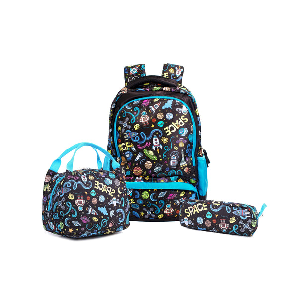 Planet Kids School Backpack Trio Kids Singapore