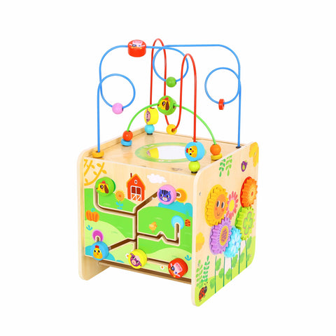 Play Cube Centre - Farm Tooky Toy