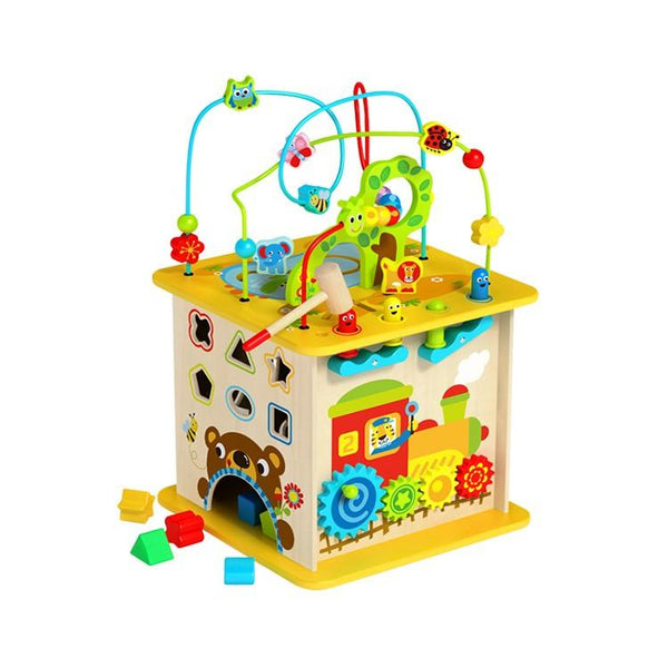 Play Cube Centre - Forest Tooky Toy