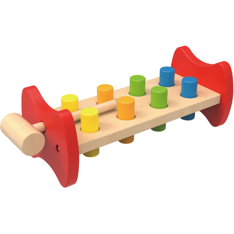 Pound Bench Tooky Toy