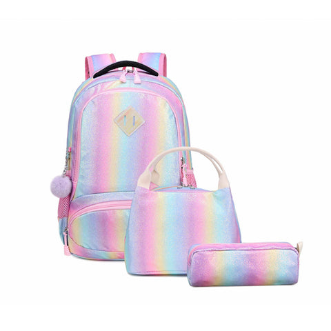 Rainbow Kids School Backpack Trio Kids Singapore