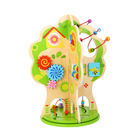 Rotating Activity Tree Tooky Toy