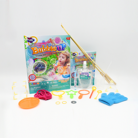 Bubble Making Show DIY Kit