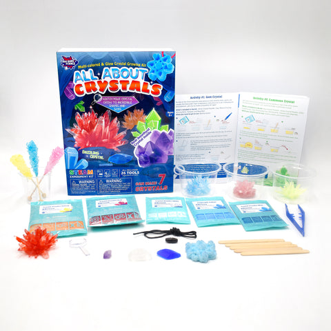 All About Crystal DIY Kit