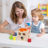 Shape Sorter Tooky Toy