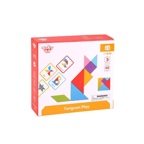 Tangram Play Tooky Toy