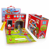 Travel Box Play Set Tooky Toy