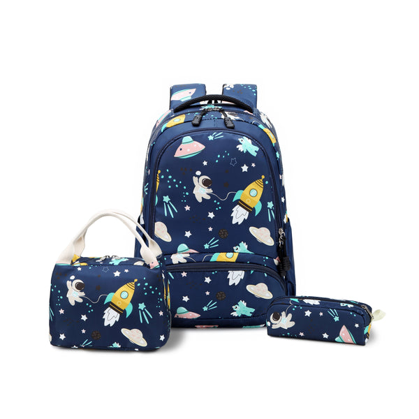 UFO Kids School Backpack Trio Kids Singapore