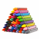 Washable Crayon JarMelo