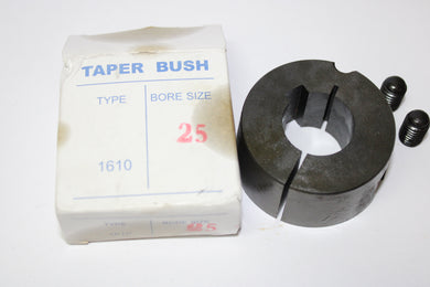 Bush TaperLok 1610 x 25mm