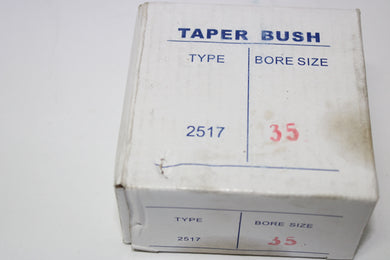 Bush TaperLok 2517 x 35mm