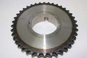 38 tooth duplex taper lock sprocket
