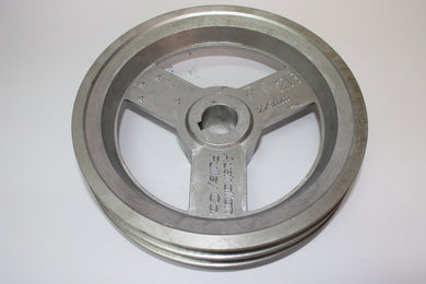 9 Inch 2B Pulley - Not Bored