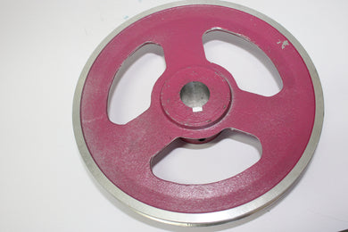 8 Inch 1A Pulley - 25mm Bore
