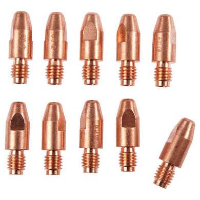 Binzel140.0214 contact tip 0.9mm x 10pk