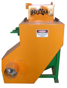 "Roller Mill supplied with Stand and Hopper and Drive - 14"" 540 PTO 6.5 tonne per hour"