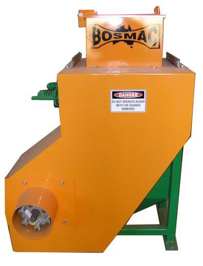 Roller Mill supplied with Stand and Hopper and Drive - 20