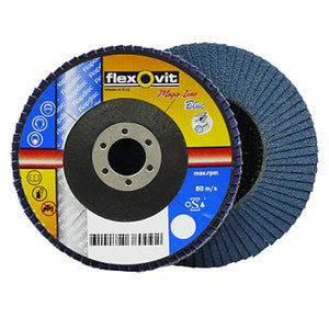 Flexovit Zirconia Flap Disc