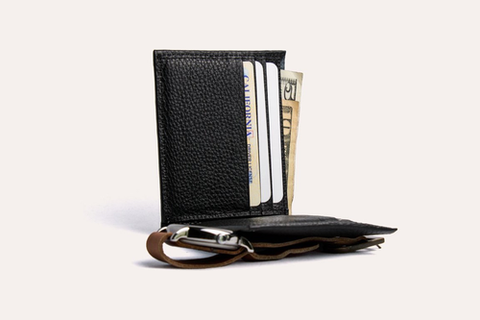 Classic Leather Wallet - Apex Urban Gear