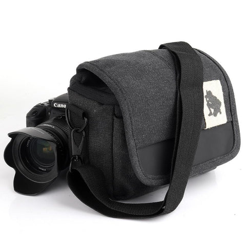 Canvas DSLR Camera Bag - Apex Urban Gear