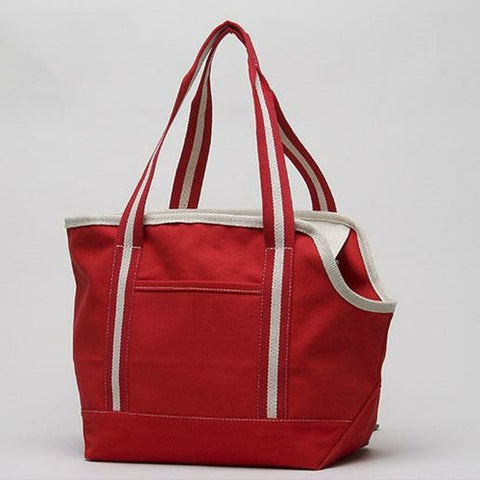 Canvas Pet Tote - Apex Urban Gear