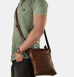 Finelaer Unisex Crossbody Bag - Apex Urban Gear