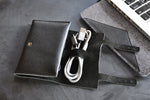 Leather Cord Wrap - Apex Urban Gear