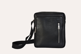 KIKO Leather Messenger Bag - Apex Urban Gear