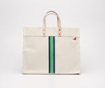 Box Tote - Striped - Apex Urban Gear