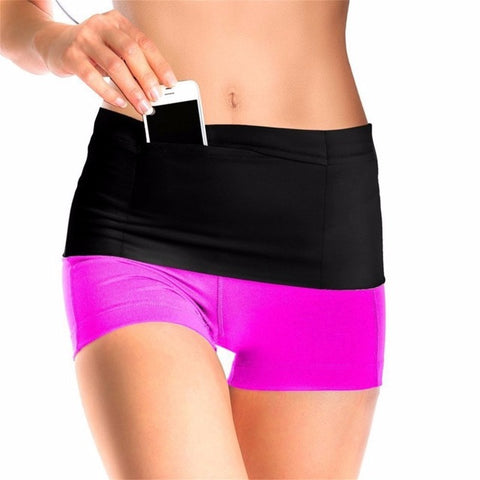 Elastic Waist Belt For Cell