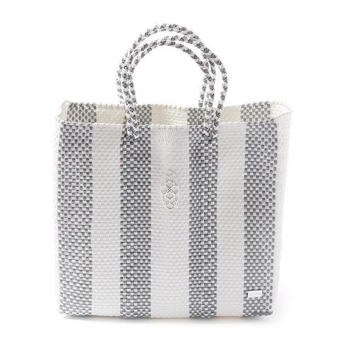 Lola's Grey Oaxaca Tote - Apex Urban Gear