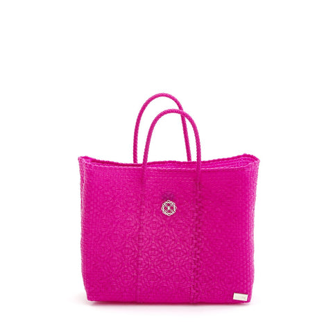 Lola's Hot Pink Oaxaca Tote - Apex Urban Gear