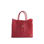 Lola's Red Oaxaca Tote - Apex Urban Gear