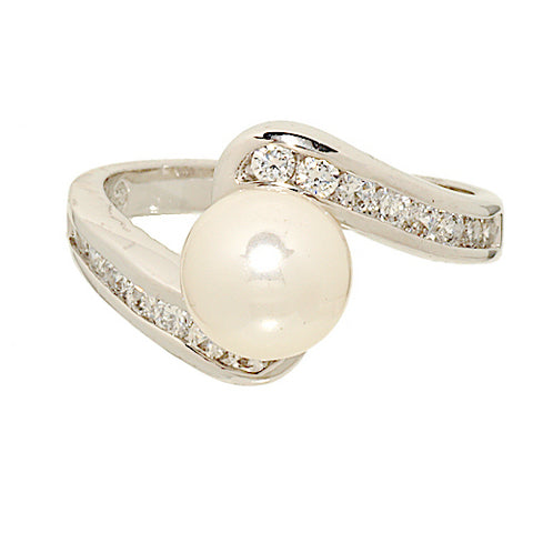 Classic Faux Pearl Ring - Apex Urban Gear