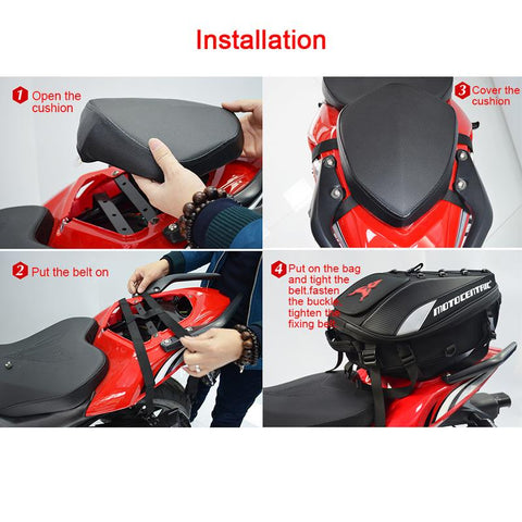 Waterproof Motorcycle Bag
