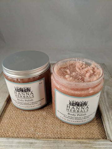 Organic Fruity Fusion Sugar Scrub - Apex Urban Gear