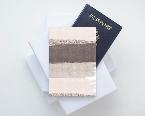 Leather Passport Cover - Apex Urban Gear