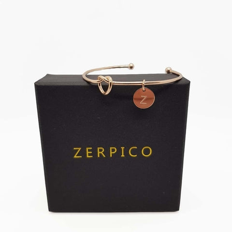 Zerpico Knot Bangle - Apex Urban Gear