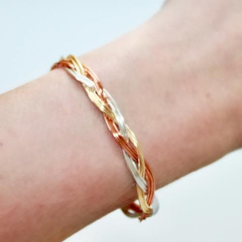 Nichole Braided Bracelet - Apex Urban Gear