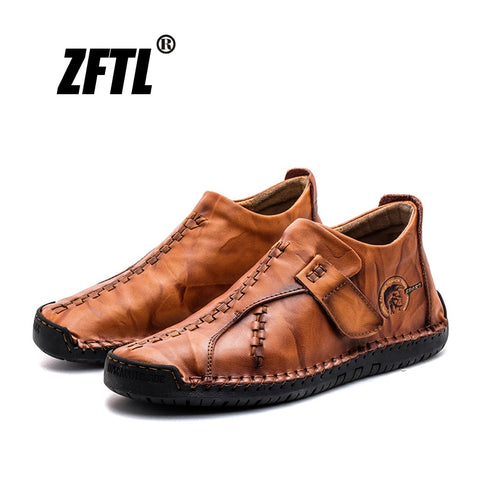 ZFTL Casual Leather Shoe