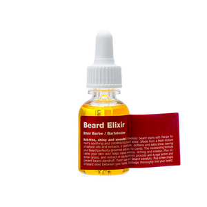 Recipe for men: Beard Elixir