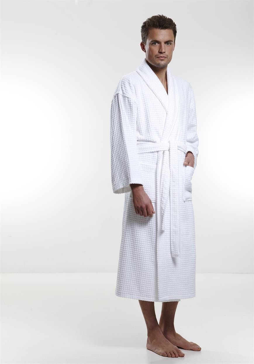 Pierre Cardin White Dressing Gown